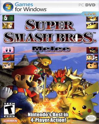 Super Smash Bros Melee Para Pc  Full En Español