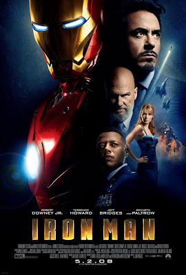 Iron Man DVDRip Español Latino