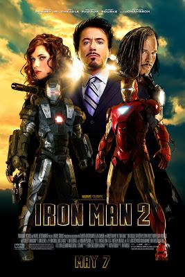 Iron Man 2 DVDRip Español Latino