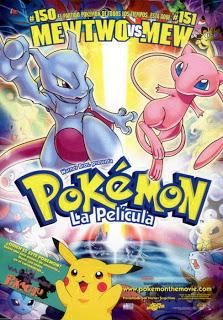 Pokemón 1:  Mewtwo Contraataca Dvdrip Latino