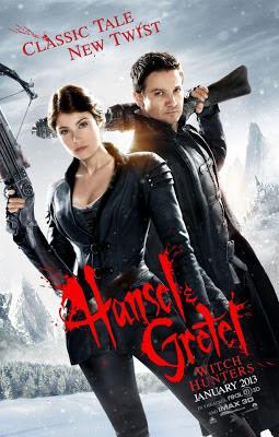 Hansel y Gretel Cazadores de Brujas Español  Latino Dvdrip
