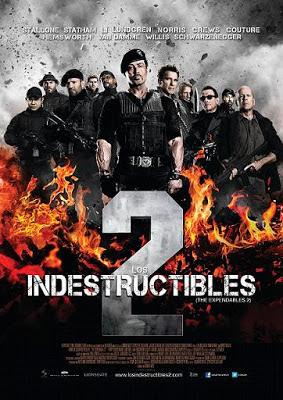 Los Indestructibles 2 Dvdrip Español Latino