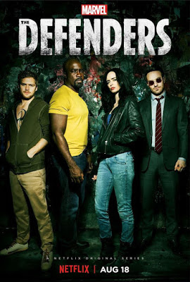 The Defenders Temporada 1 (2017) HD 720P Latino