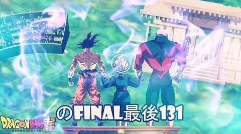 Capitulo 131 Final : Dragon Ball Super Subtitulado Español