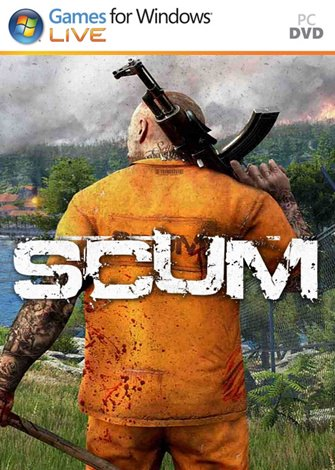 SCUM Open World Survival PC Game (Early Access)