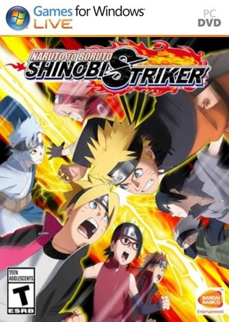 Naruto to Boruto: Shinobi Striker PC Full Español