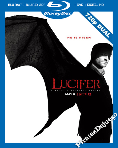 Lucifer Temporada 4 HD 720P Latino