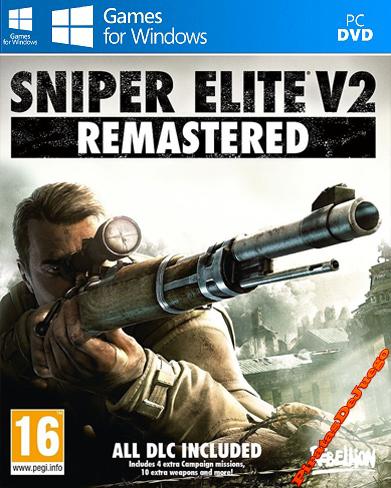 Sniper Elite V2 Remasterizado PC Full Español
