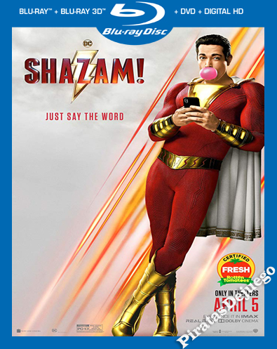 Shazam! (2019) HD 1080P Latino
