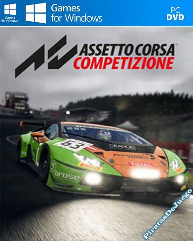 Assetto Corsa Competizione Para PC