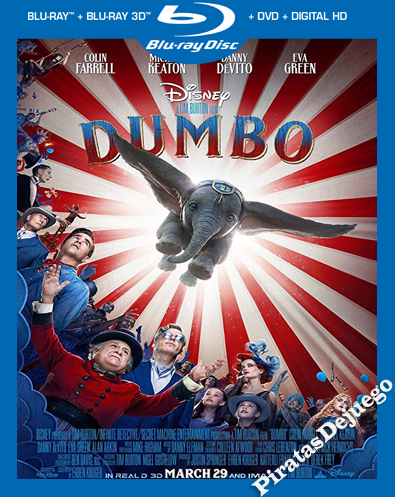 Dumbo Full 1080P Latino