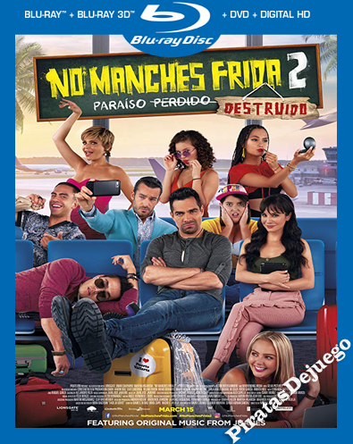 No Manches Frida 2 1080p latino