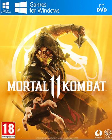 Mortal Kombat 11 PC Full Español Latino [Mega]
